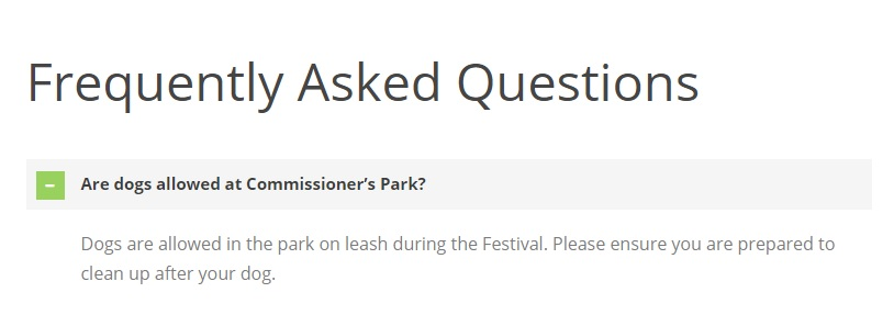 From the Canadian Tulip Festival Website:  https://tulipfestival.ca/frequently-asked-questions/