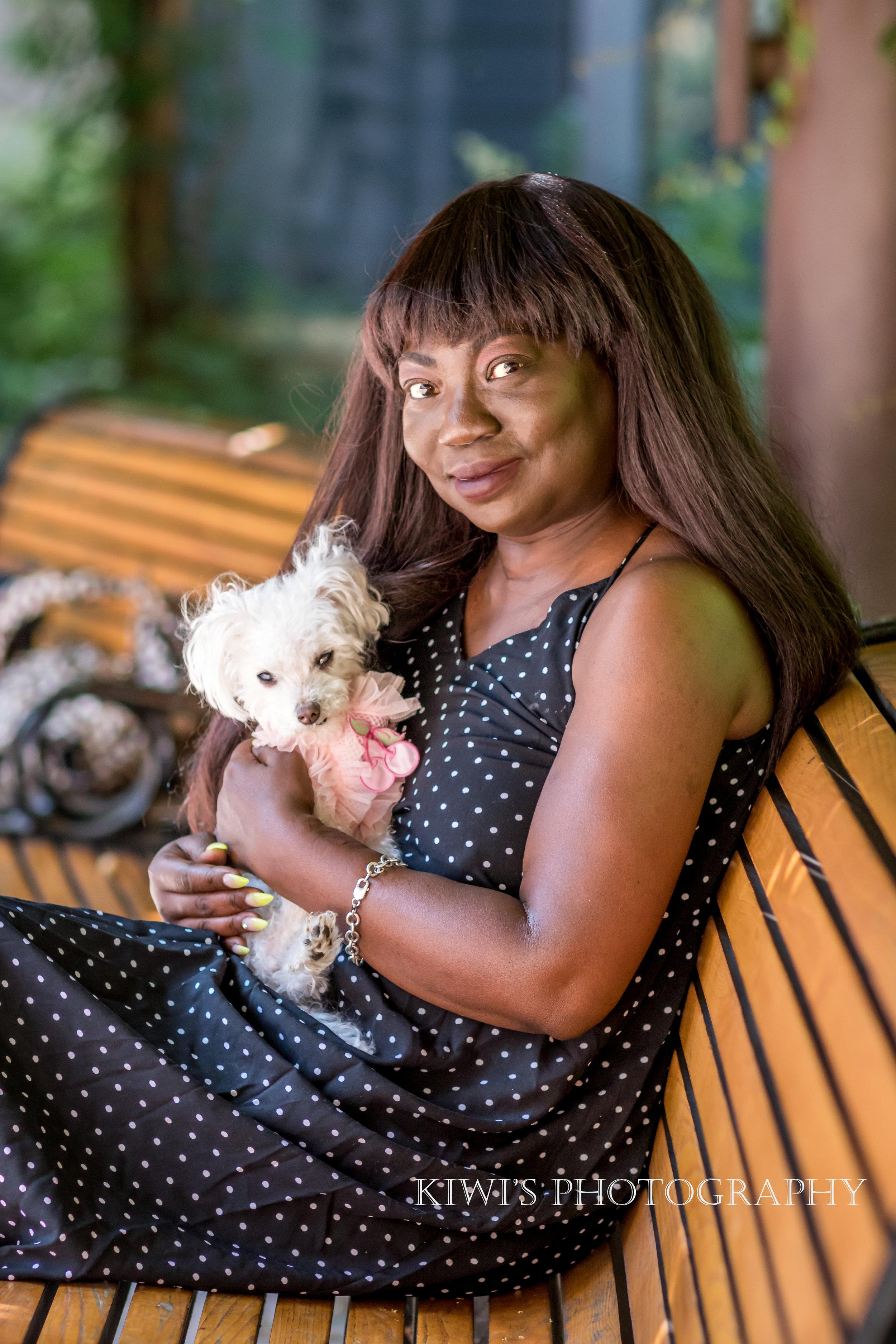 How I Met my Best Friend Photo Project - Florence & Peanut - Ottawa, Canada