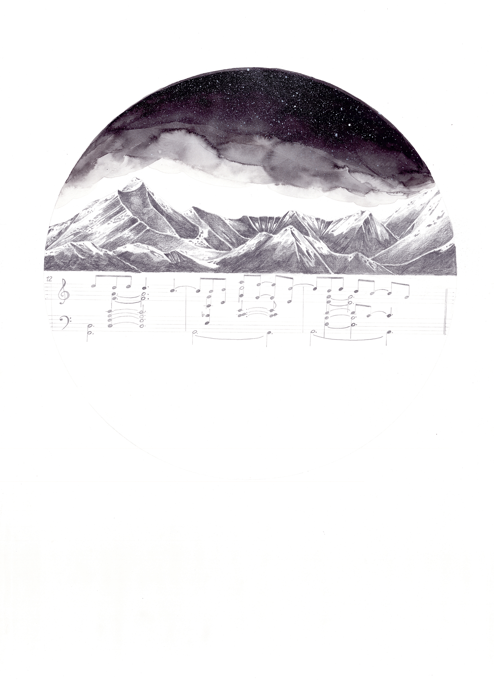 Clair de Lune 4 - Crescendo