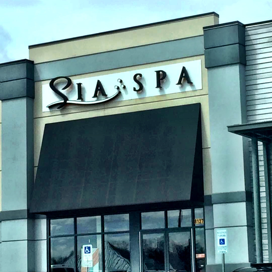 SIA Spa is located on Montgomery Road, near the Kenwood Mall.
