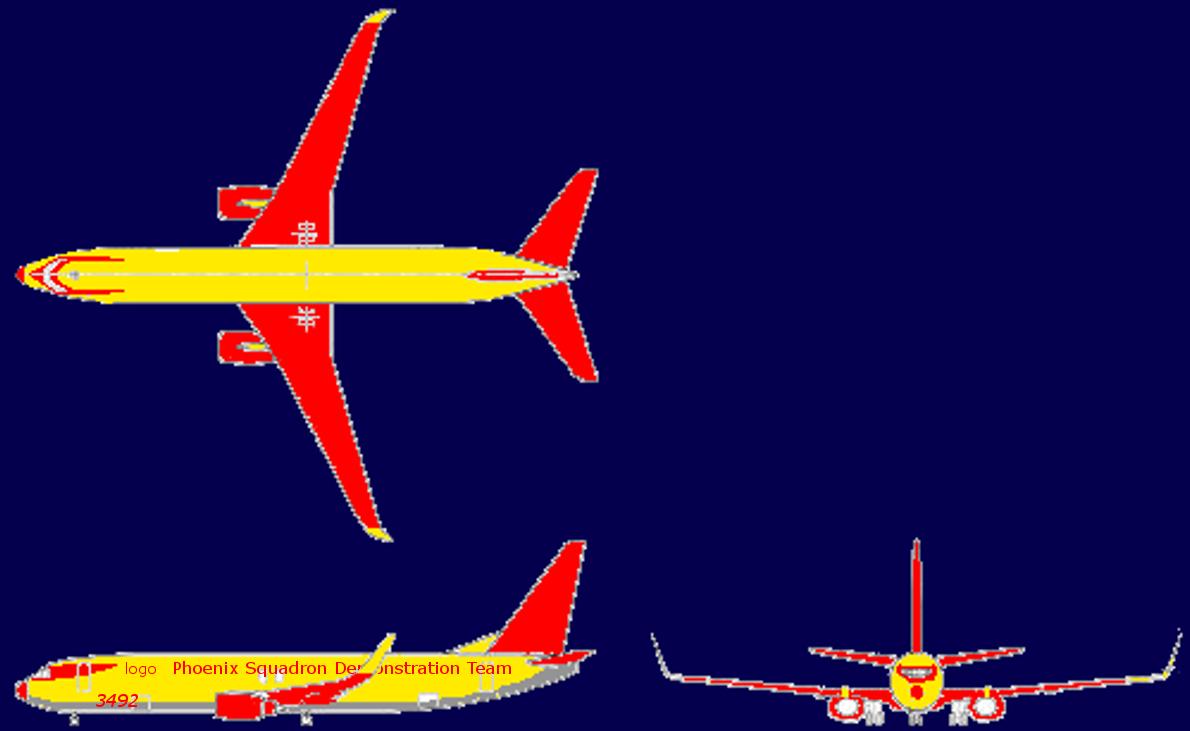 Phoenix B738 Blueprint
