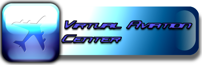 Virtual Aviation Center Logo