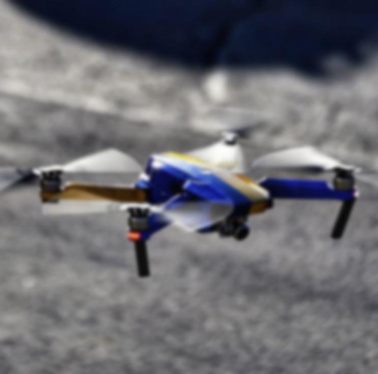 Aerial Photography - Utilize the DJI Mavic Pro