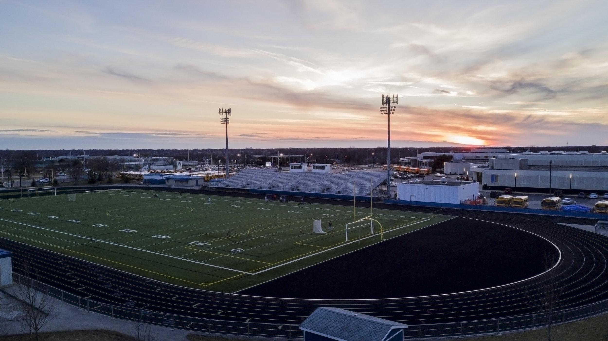 HEHS Field
