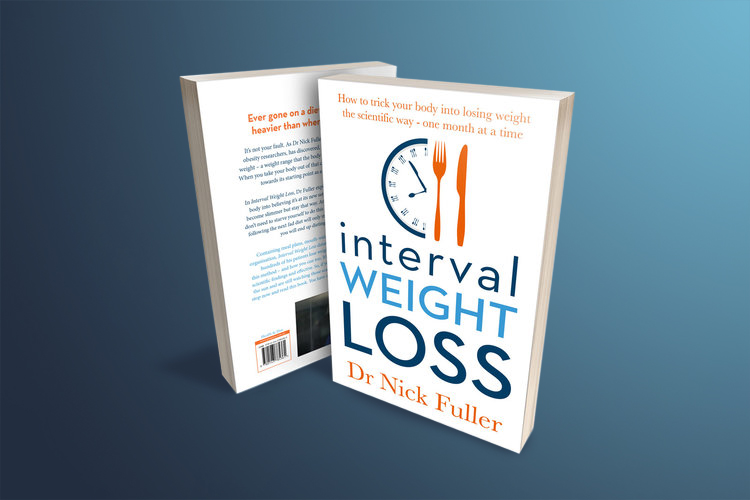 Interval Weight Loss™ out now - Bestselling author Dr Nick Fuller provides everything you need to succeed on your Interval Weight Loss™ journey, with a scientifically proven method to help you lose weight and keep it off.