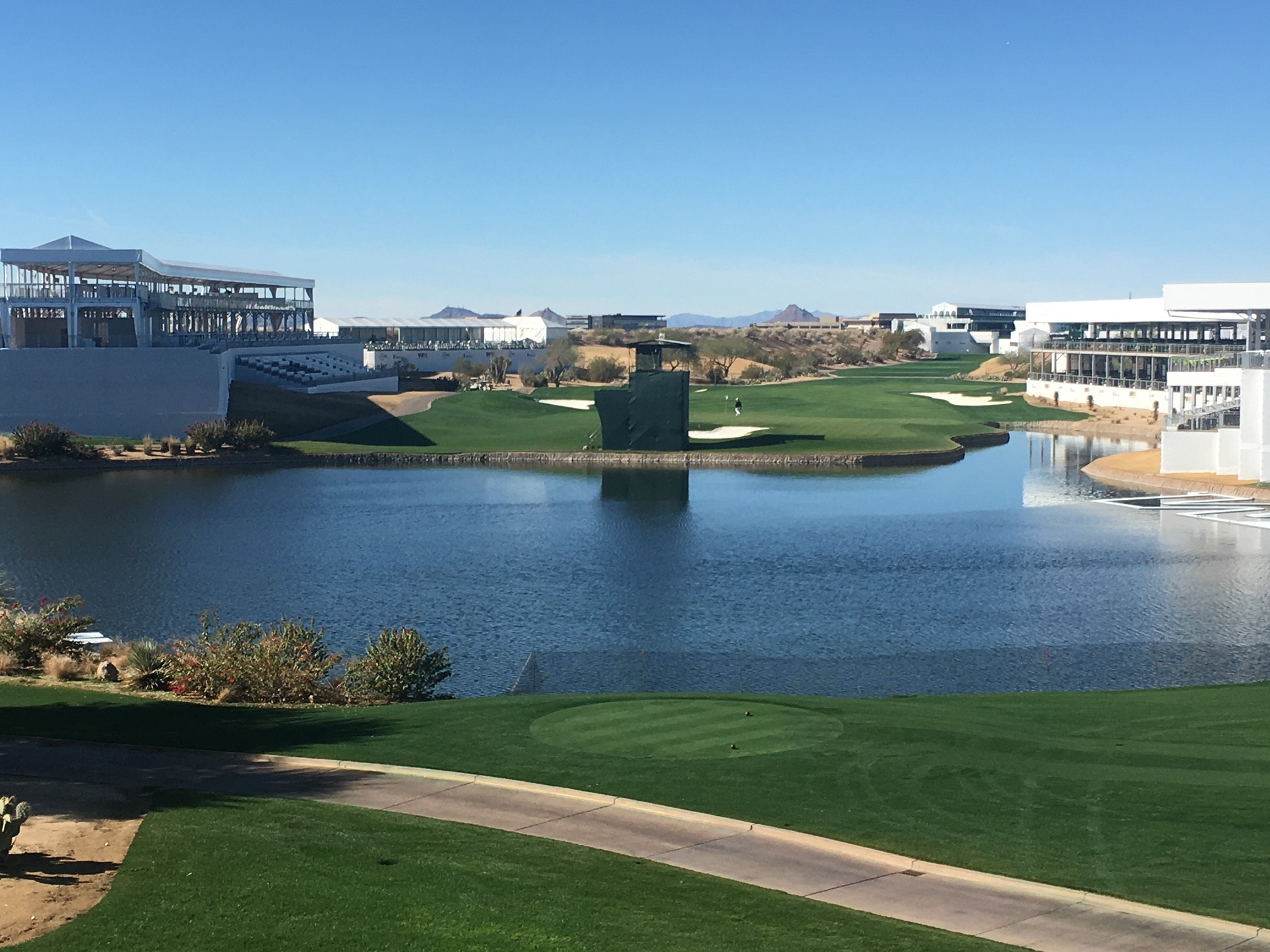 Great views are everywhere at TPC.