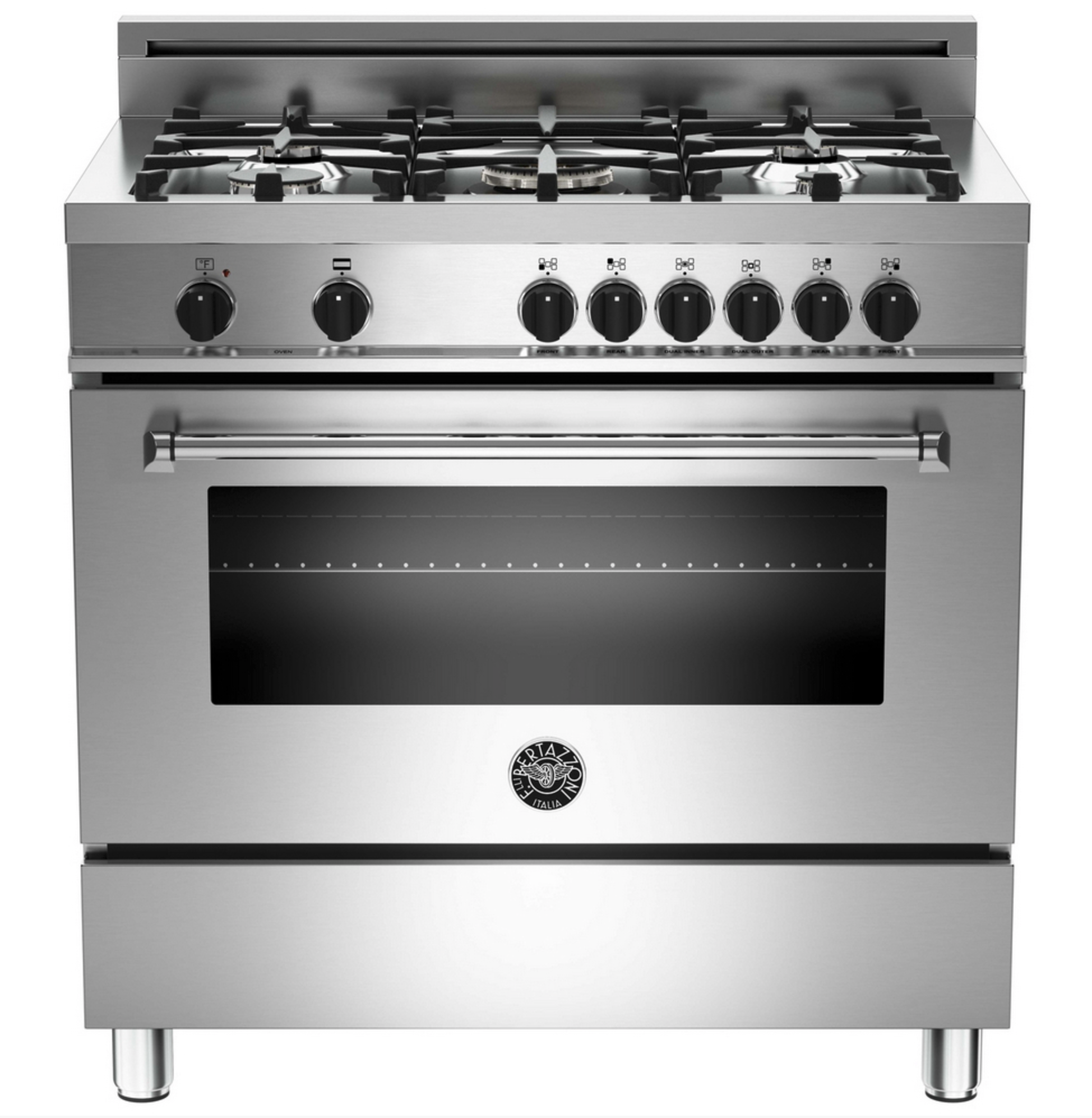 2. Stove - Bertazzoni 36 5-Burner, Gas Oven from Albert Lee