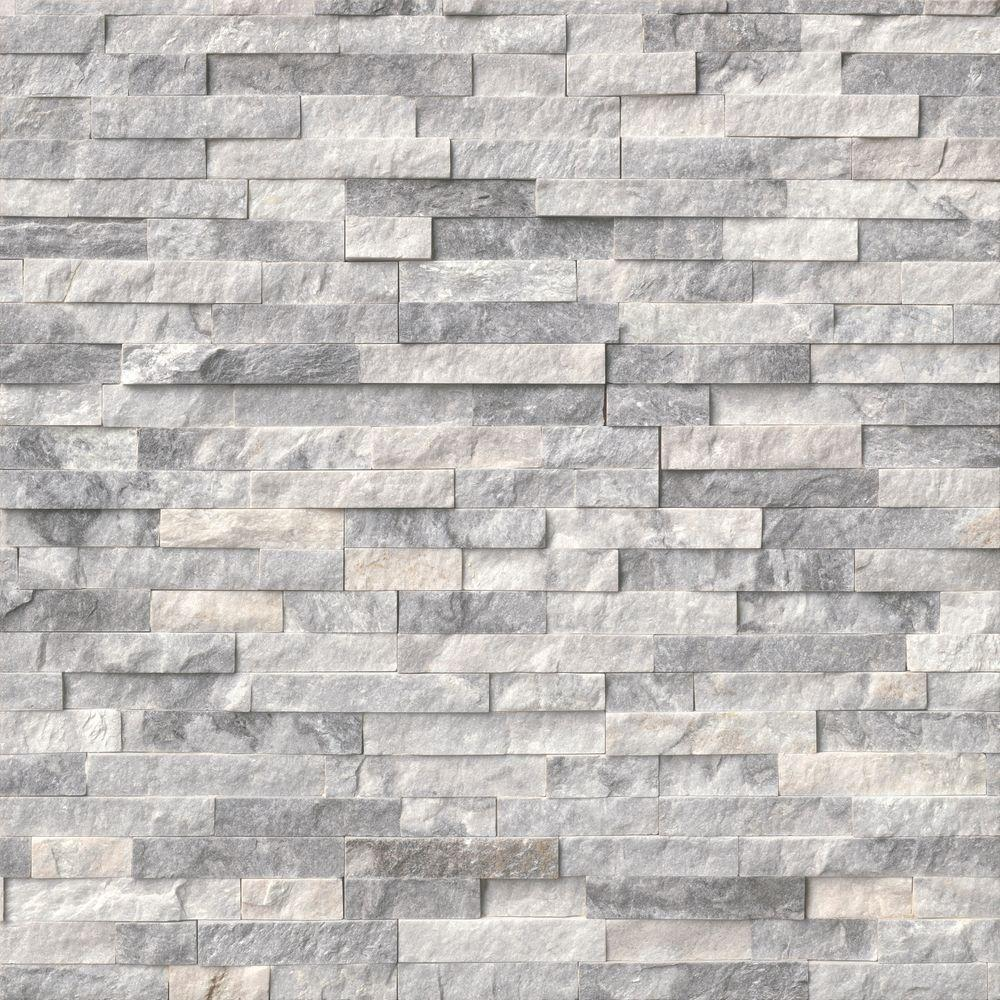 Natural Marble Wall Tile - by MSI from Home Depot