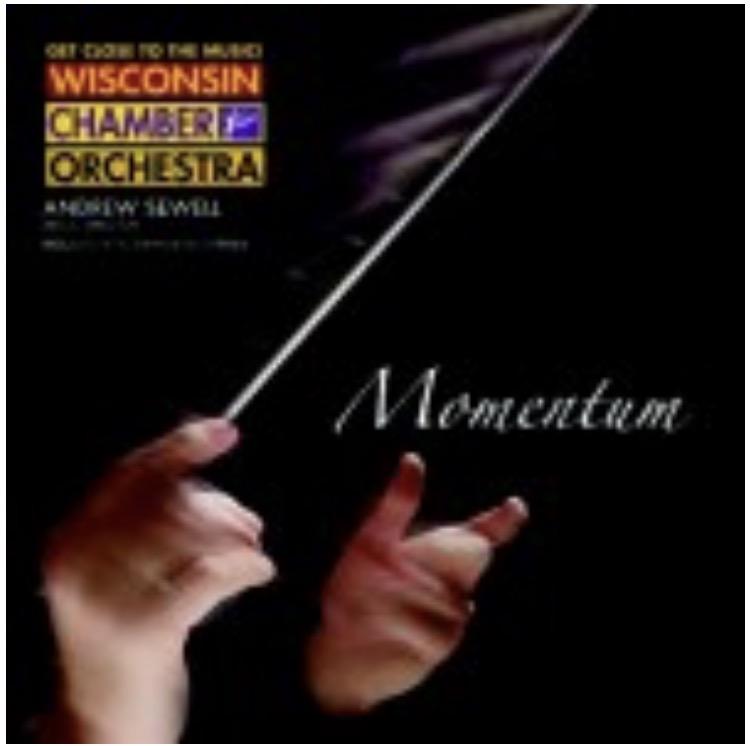 Wisconsin Chamber Orchestra: Momentum   Robin Hasenpflug, Acting Principal Cello