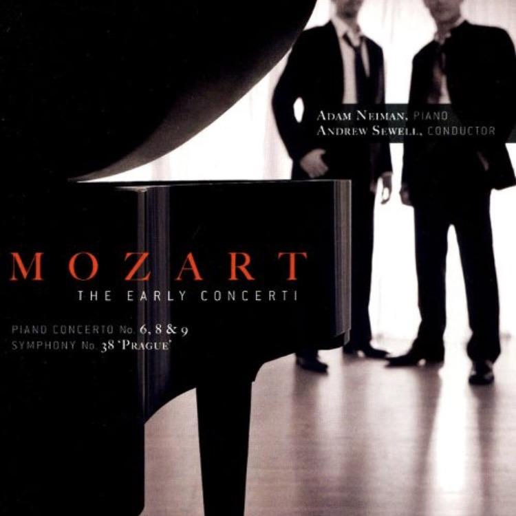 Mozart, the Early Concerti   Robin Hasenpflug, Acting Principal Cello