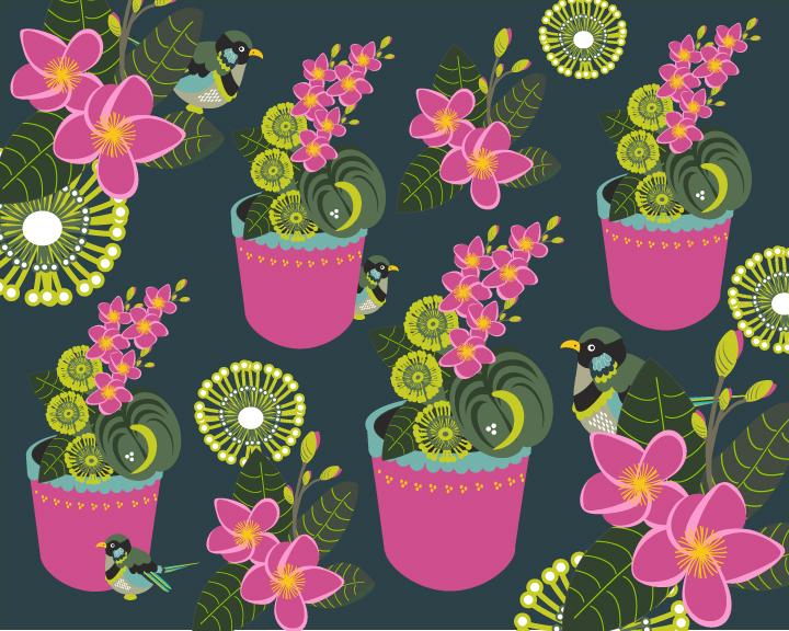 Sasha Laffan_Florals_Tropic flower_12.jpg