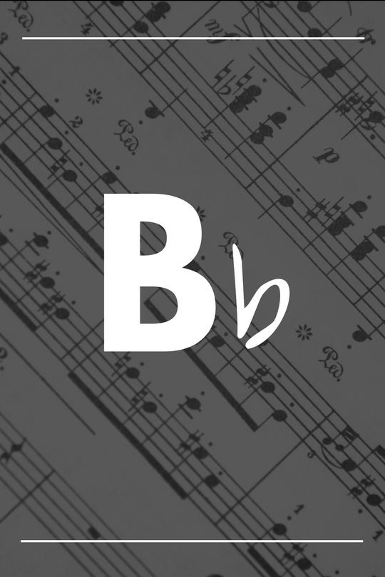 Eb instrument charts Alice in Wonderland