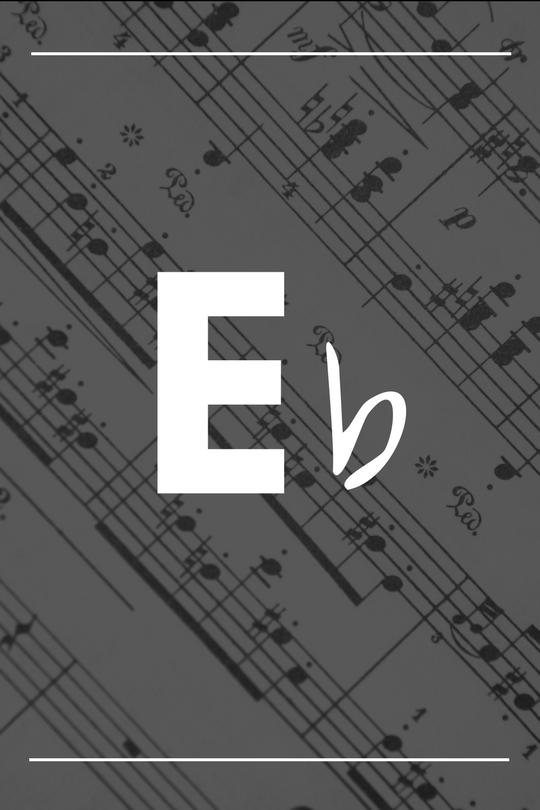 Eb chart backing tracks Alice in Wonderland