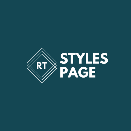 styles page