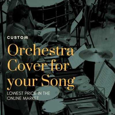 orchestra cover for your song