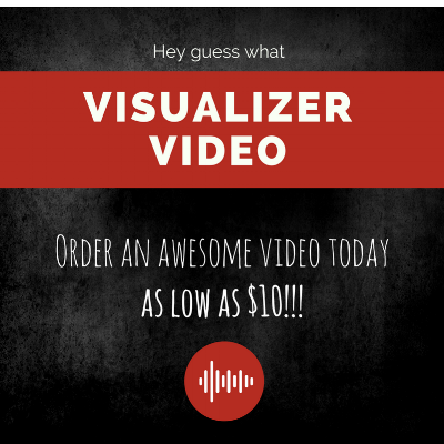 VIDEO visualizer how to create