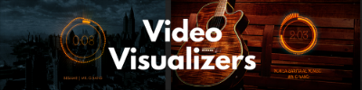 visualizer videos for your album
