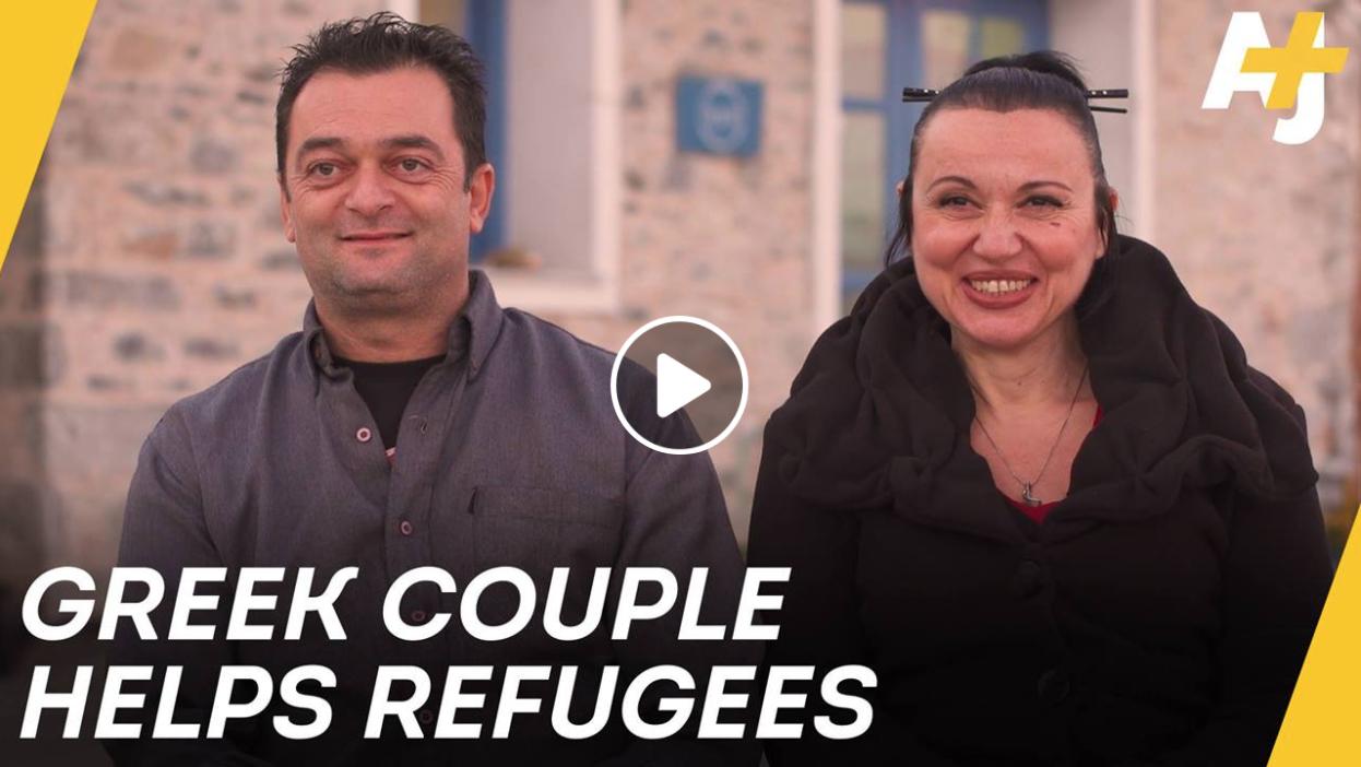 A HEARTWARMING VIDEO PROFILE OF NIKOS AND KATARINA
