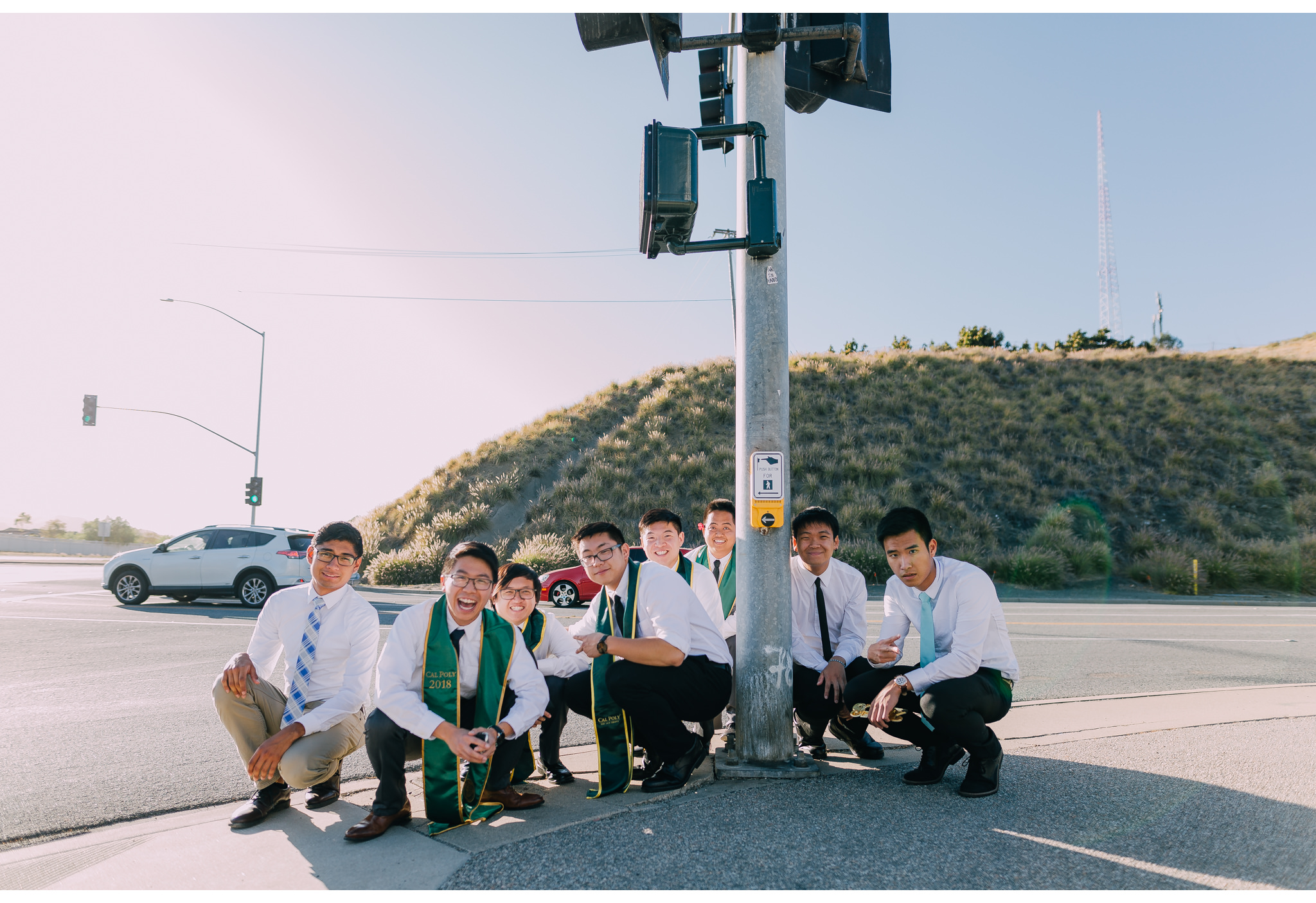 Squad up at the sign.jpg