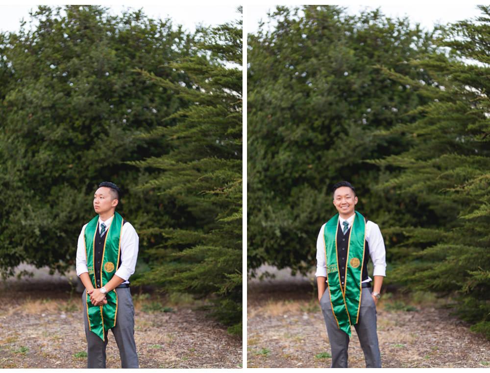 Pierson at the agape trees.jpg