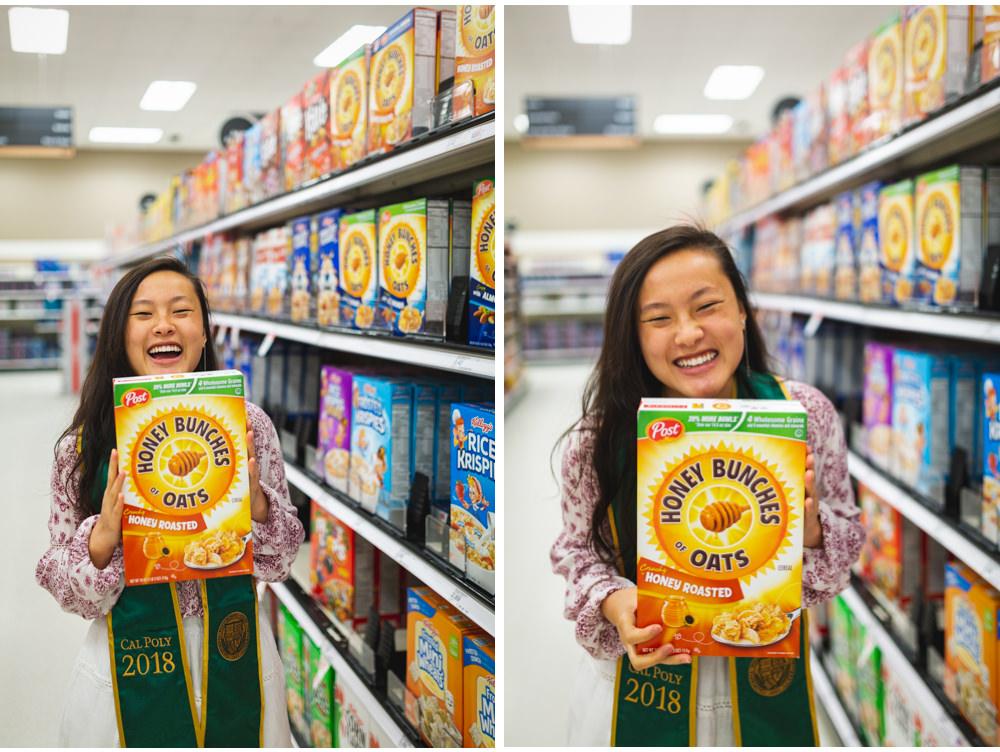 Sam ho Likes cereal at target.jpg