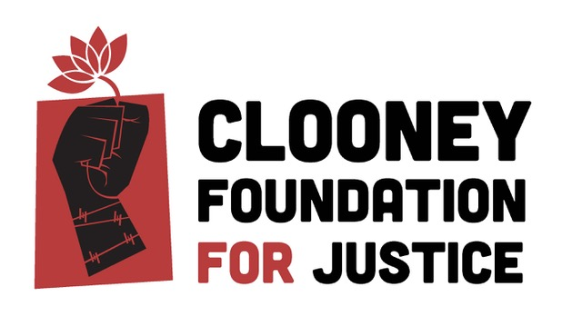 Photo provided by the Clooney Foundation for Justice