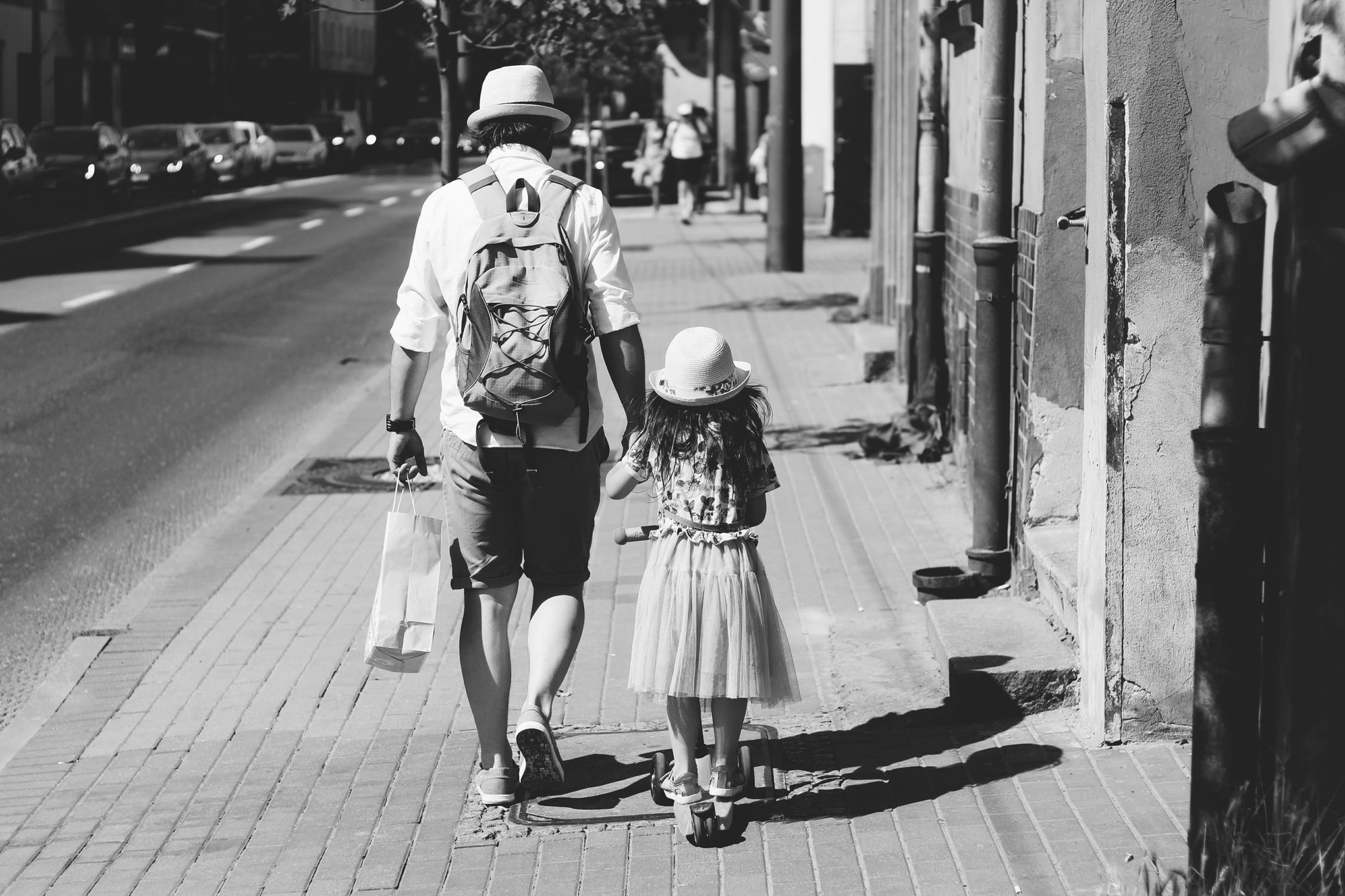 Dependable Dad - Why fathers are choosing to spend more time at home raising their children