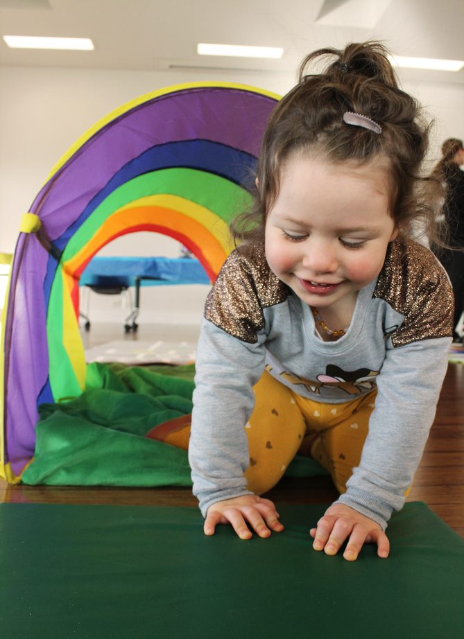 Come together one and all - Selandra Playgroup