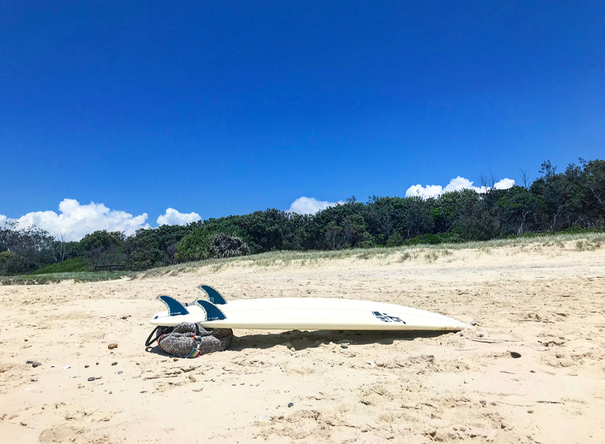 Beach day's and surfing included in our volunteering roles.