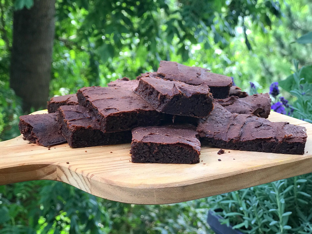 My amazing avo brownies (recipe on my fb page)