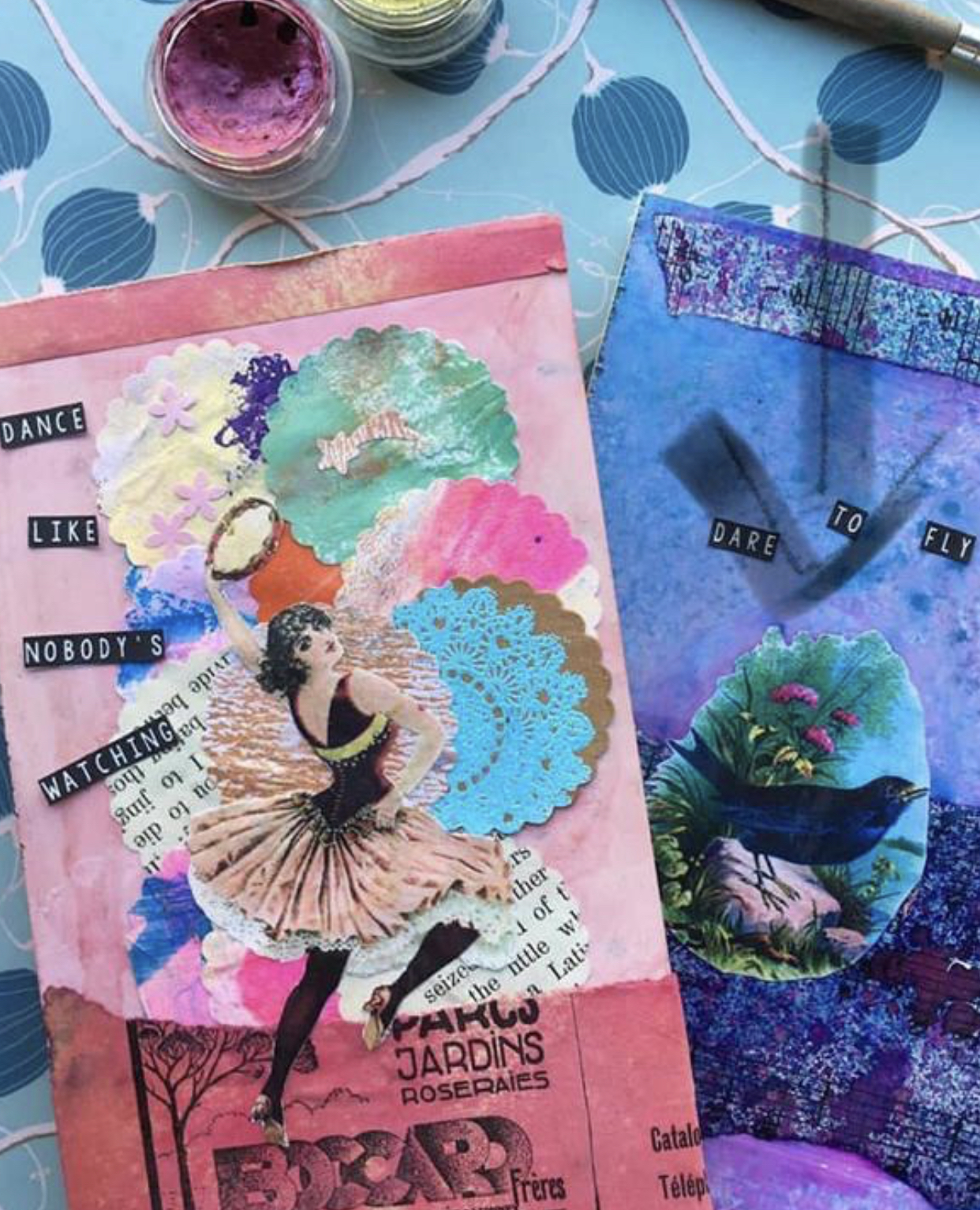 Heathers Intuitive Artwork.
