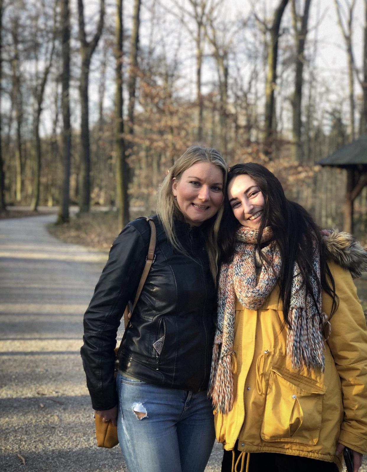 Lena & I.