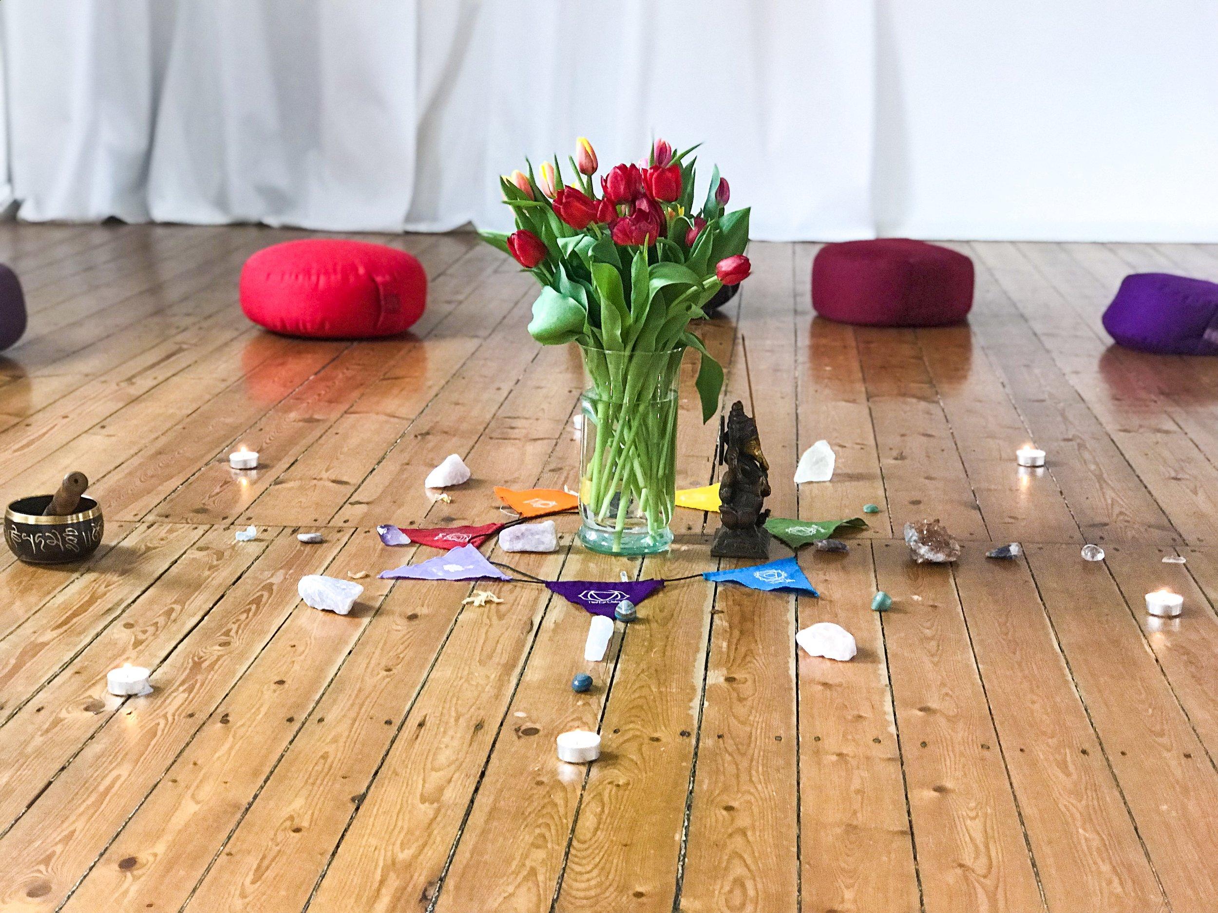 Area Yoga Studio