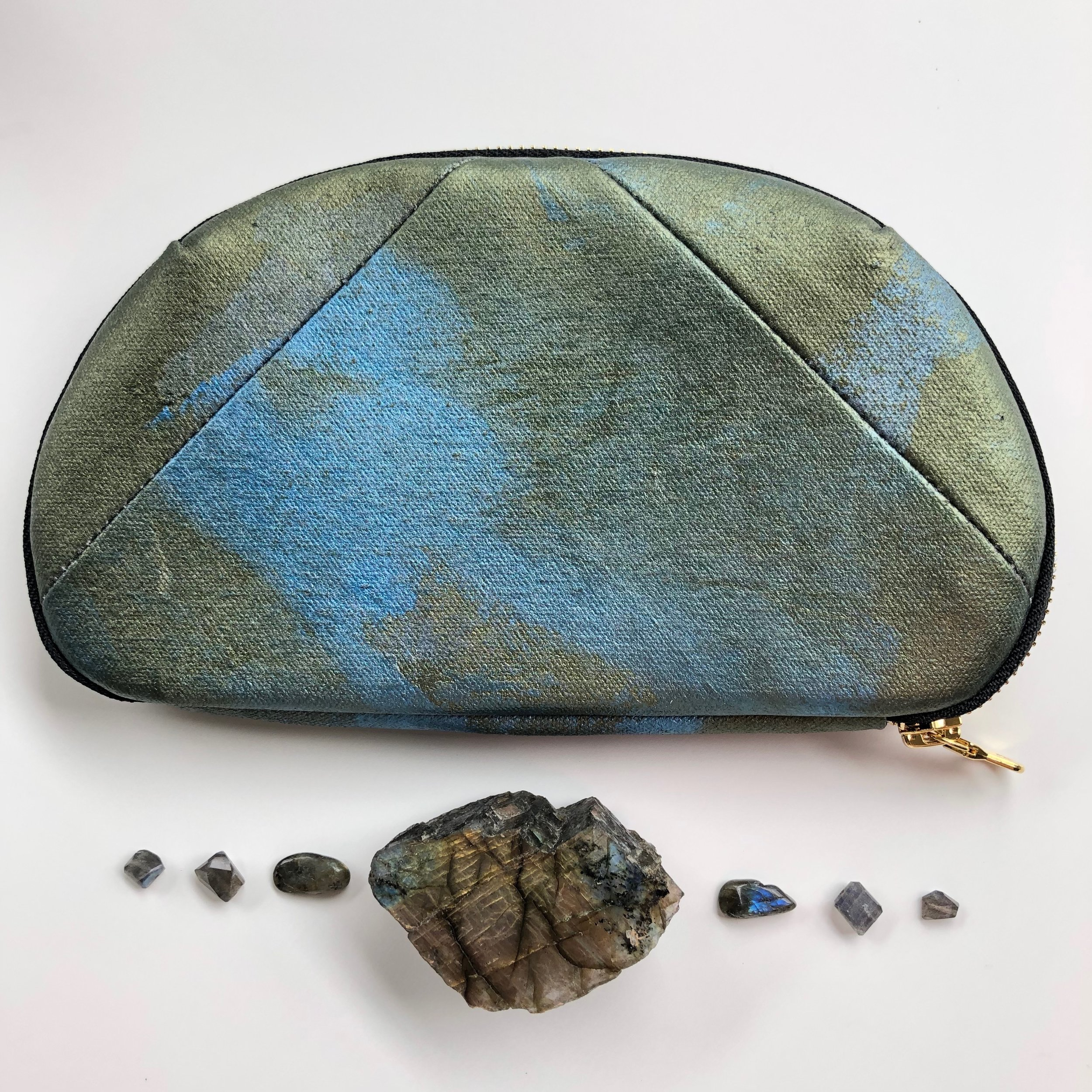 New Finish: LABRADORITE