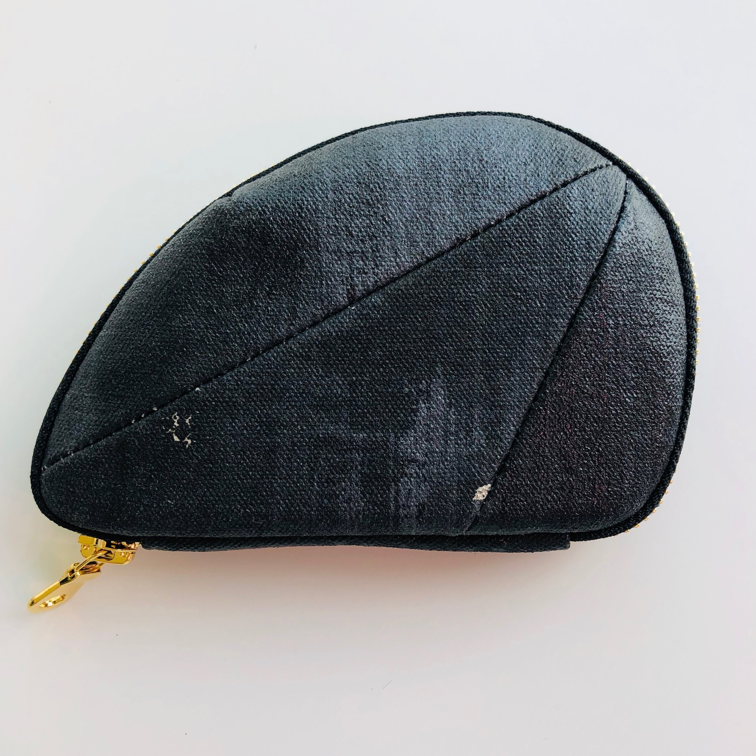 BLACK TOURMALINE WALLET