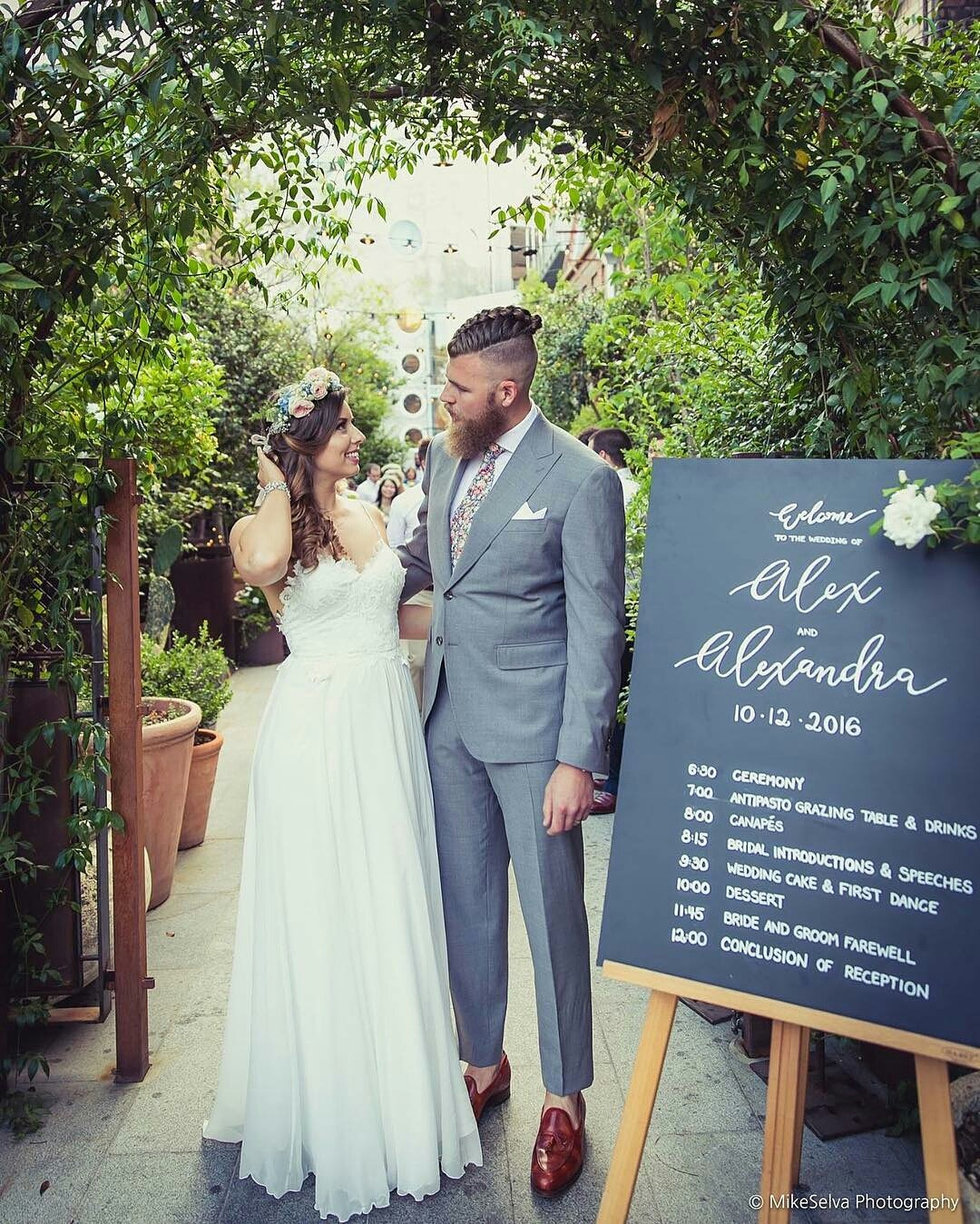 Photo Credit: Mike Selva Weddings