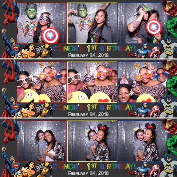 In honor of remembering the true superheroes this Memorial Day weekend, here are some moments from Conor's awesome superhero themed first birthday!!! 🙌🏼 🇺🇸 ❤️💙 ❤️💙 . . . #krossroadsphotography #krossroadsphotobooth #katandkody #firstbirthday #superheroes