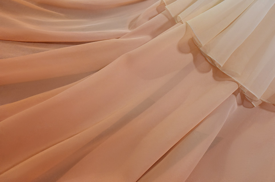 Chiffon Fabric Example