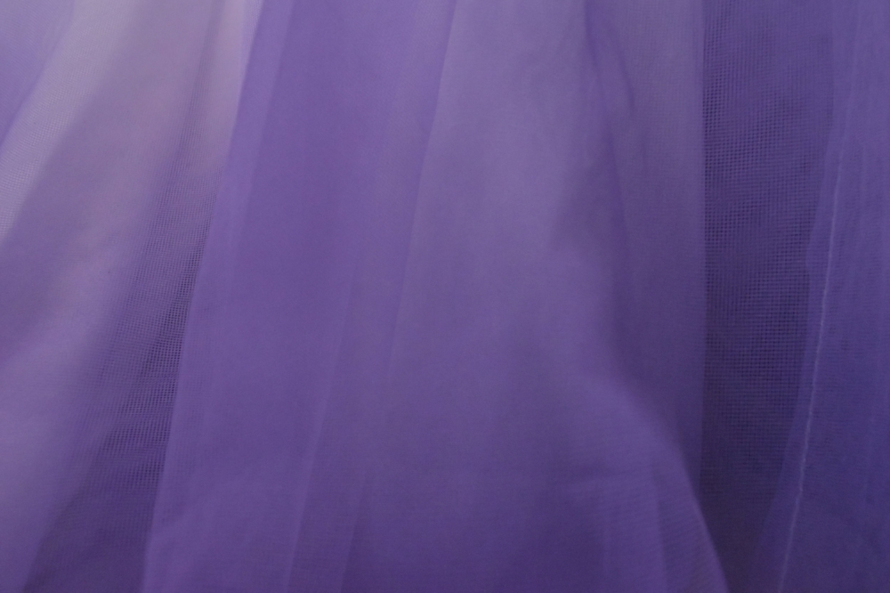Tulle Fabric Example