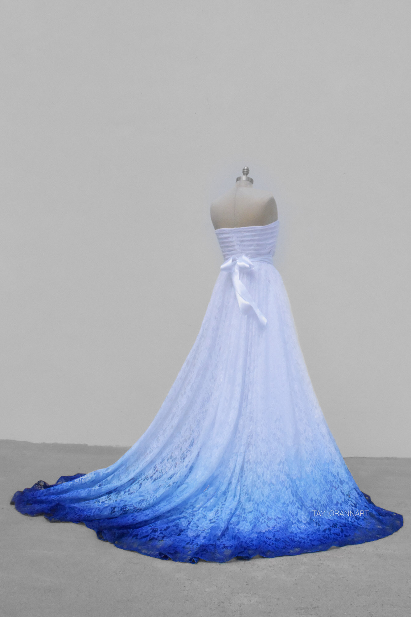 Bridal Gowns Colored by Taylor Ann Art