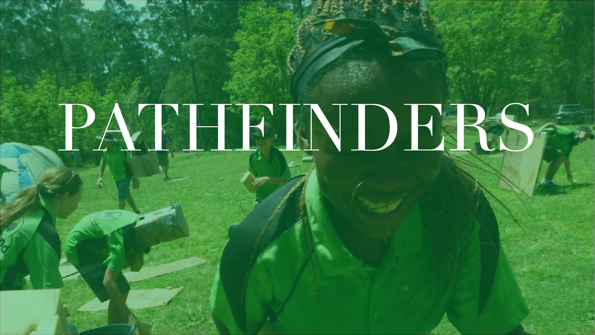 Pathfinders    Click here for more info