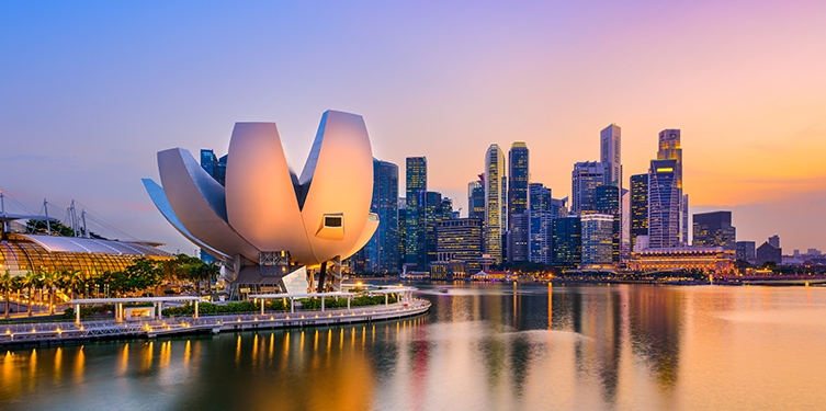 OCTOBER 7, 2016 SINGAPORE - US EB-5 IMMIGRATION BY INVESTMENT SEMINAR