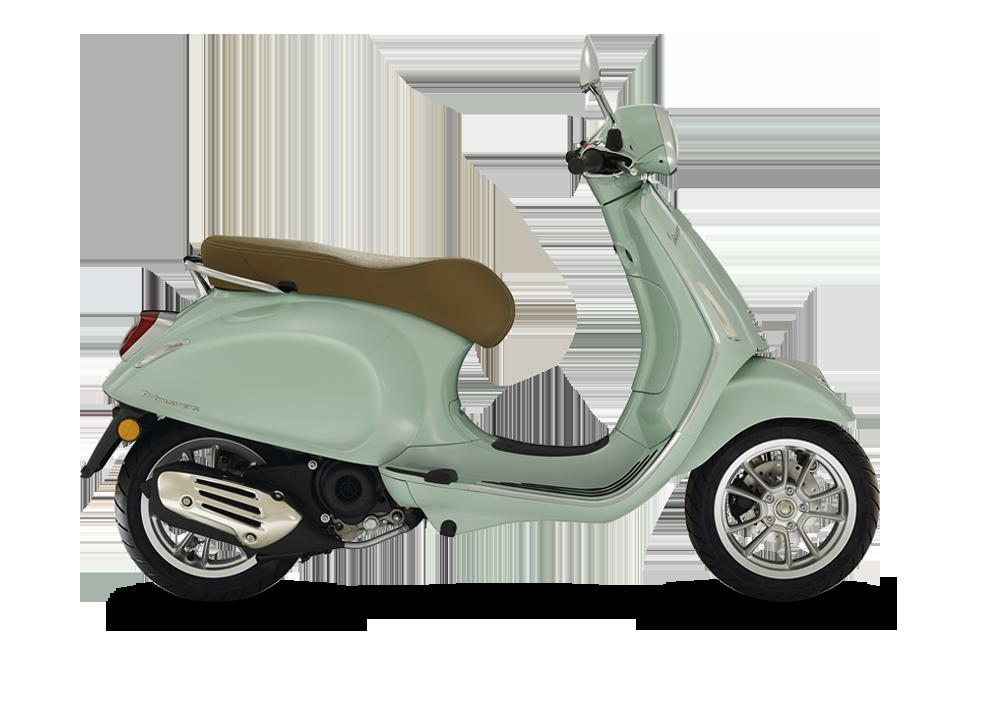 Vespa Primavera 50cc.