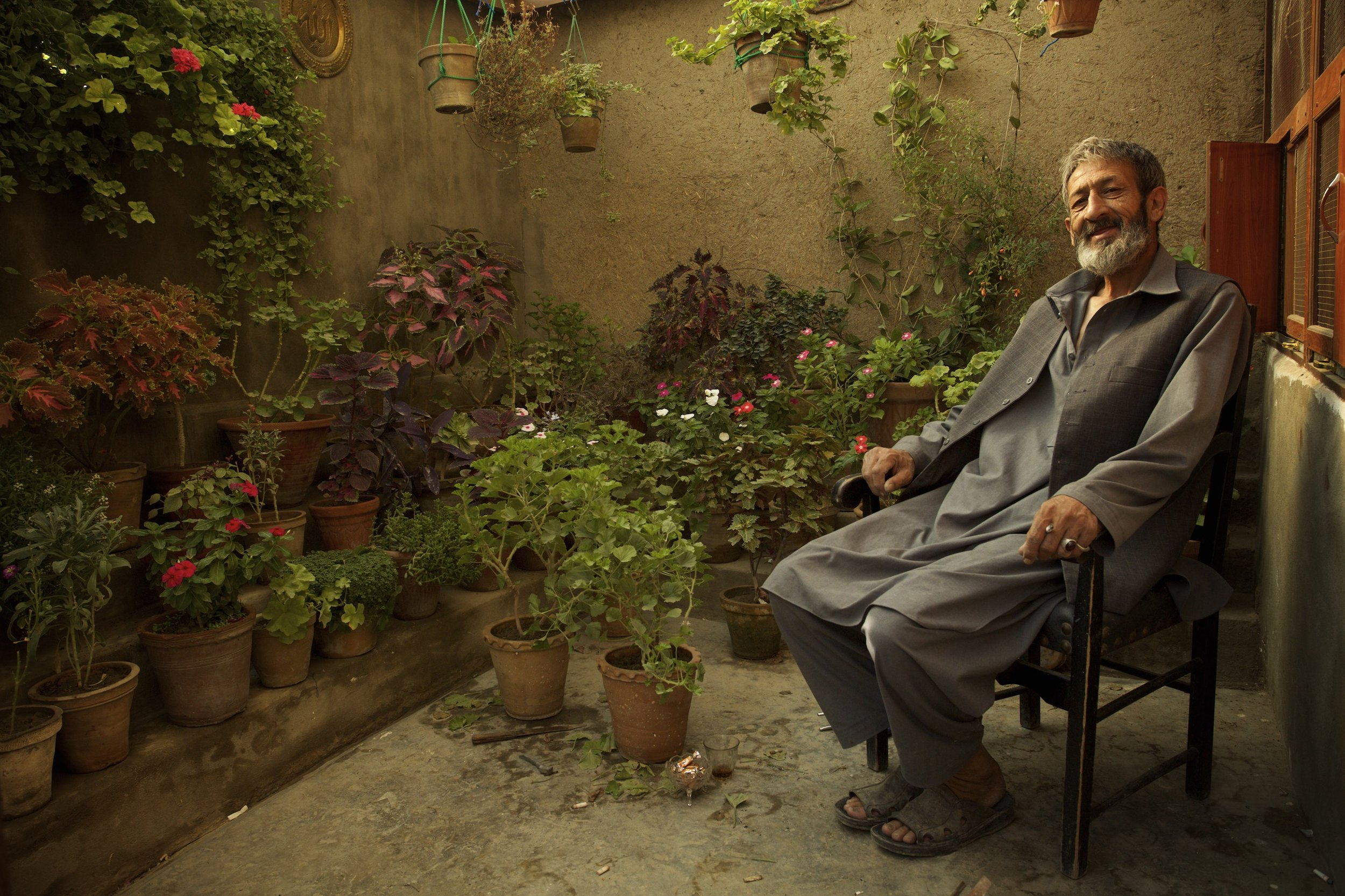 Ramesh, Kabul 2014