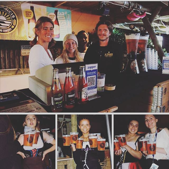 It was a good Octoberfest this year! Girls looked the part 👏🏻🍺💃🏻👌🏻 #stfrancisbayvibe #stfrancisbrewing #stfrancisbay #capestfrancis #beerstagram #oktoberfest #oktoberfest #stfrancis #beerstagram #beerandfood #beer #yum #beergirls #barmaids