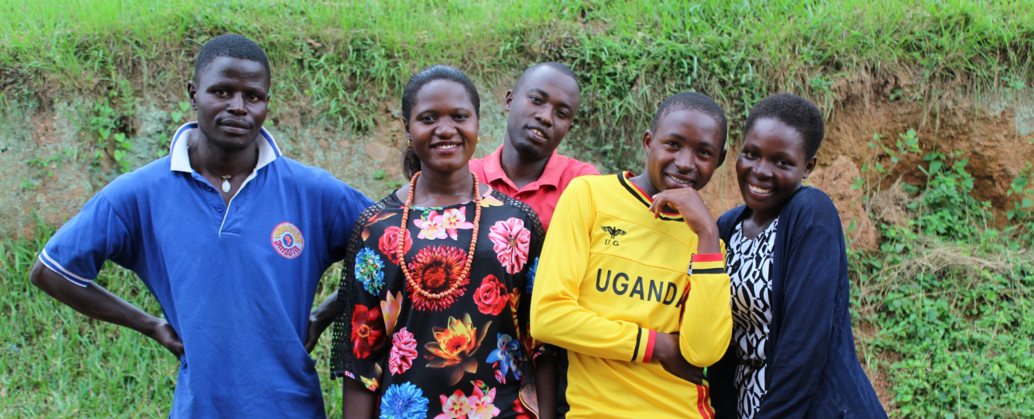 The Team - We have a dedicated team in Uganda delivering our programmes, supported by our trustees in the UK