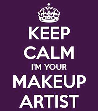 Keep calm, your in good hands 💄💋 #beauty #makeup #maquillage #makeupartist #montreal #mtl #514 #blushbride #blushbeauty #mobileservice #weddings