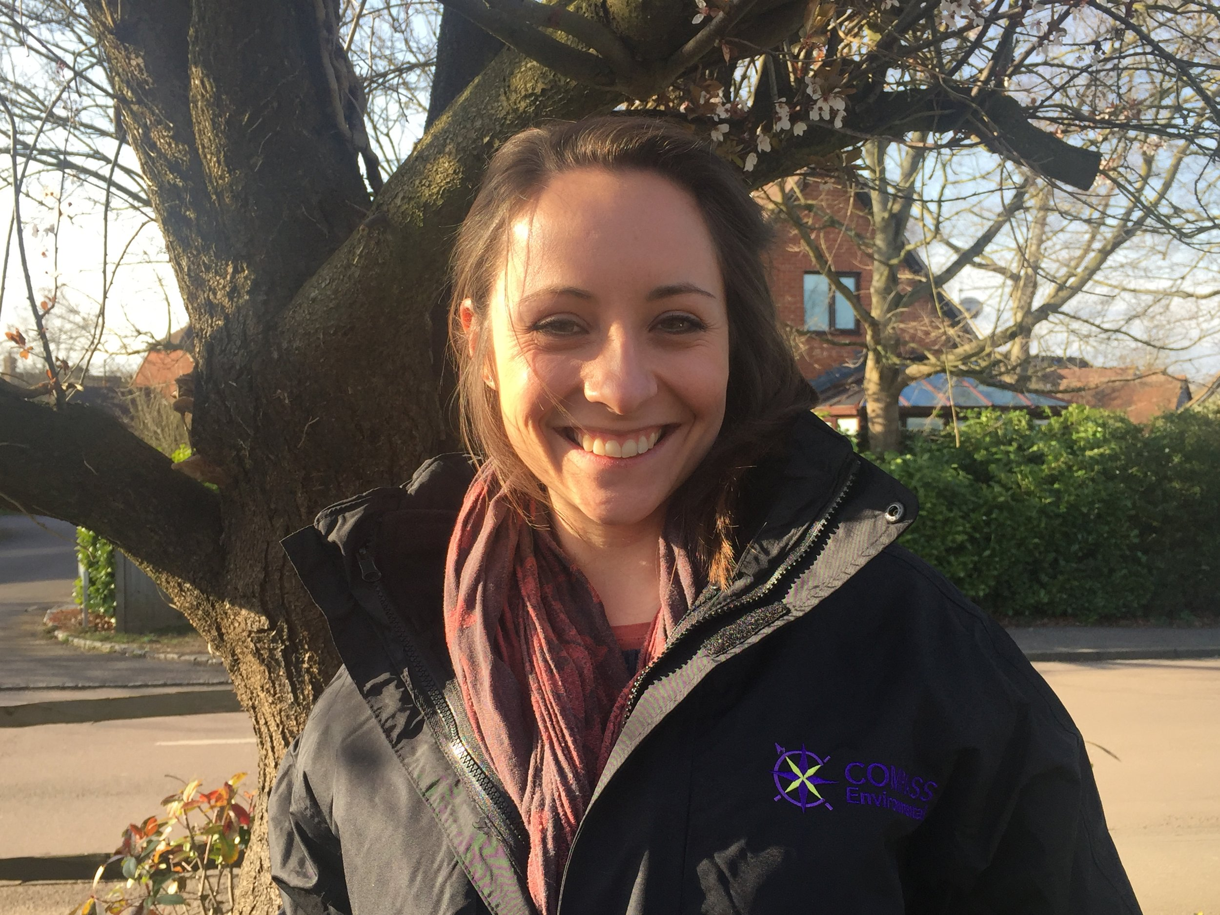 Lucy Maddison, Environment Manager