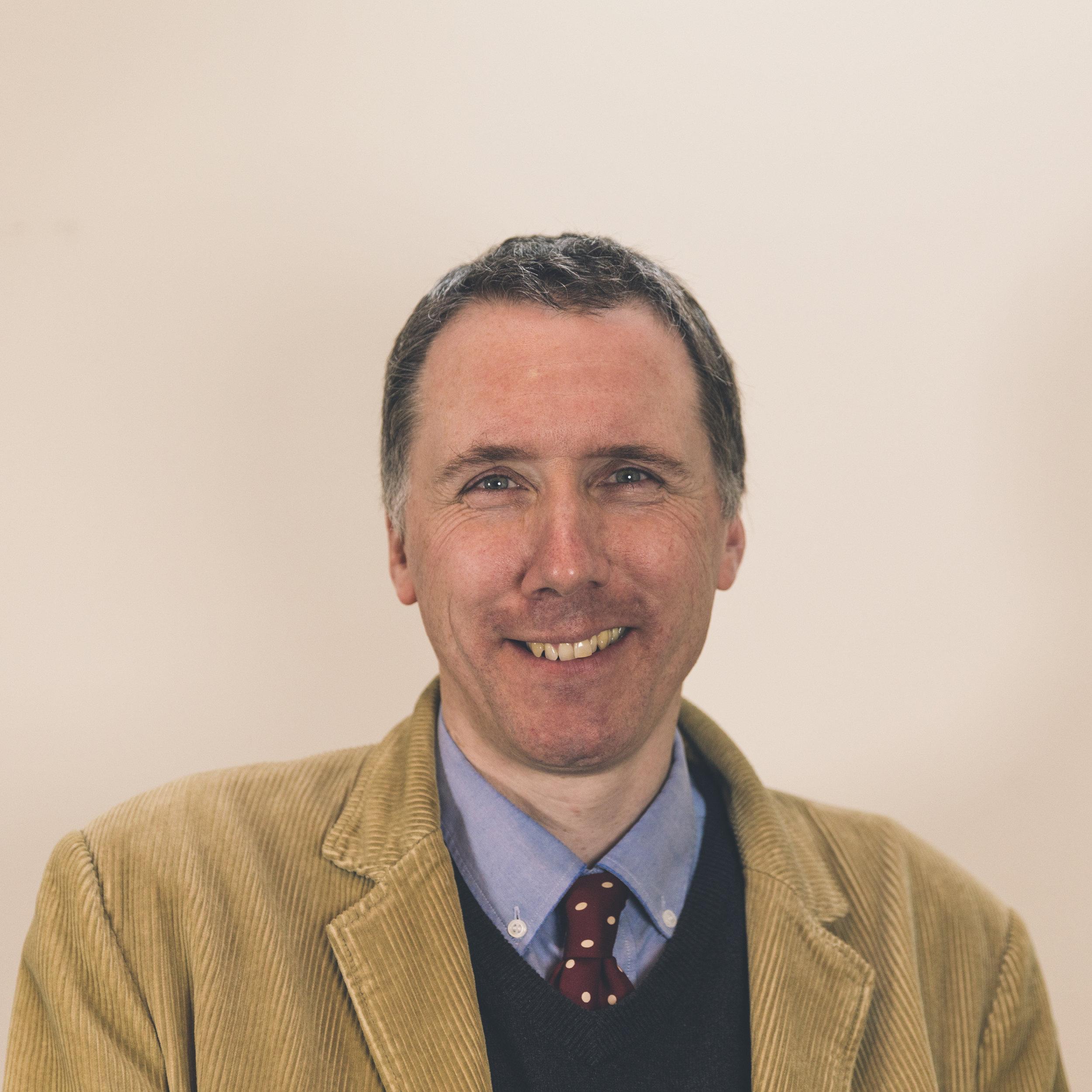 TIM CHESTER   Pastor