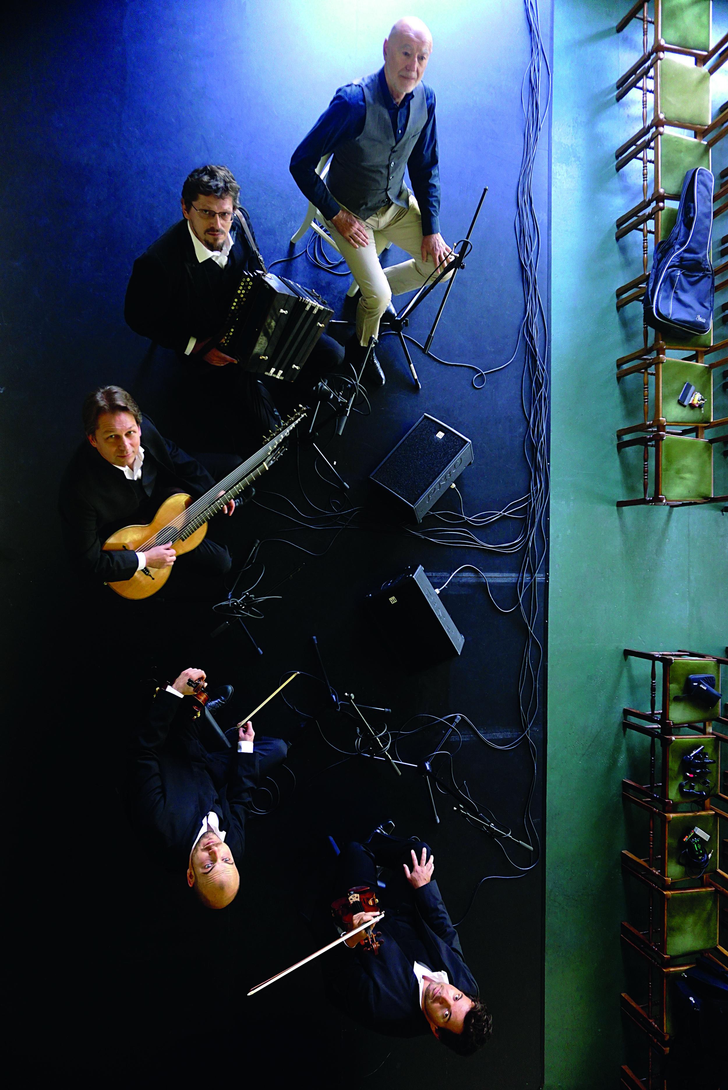 Willi Resetarits  Neue Wiener Concert Schrammeln